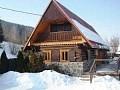 Chalupa Slovhaus v zime